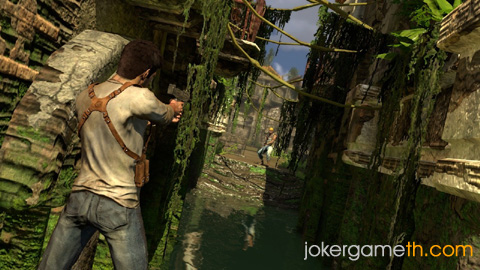Uncharted Drake's Fortune Remastered