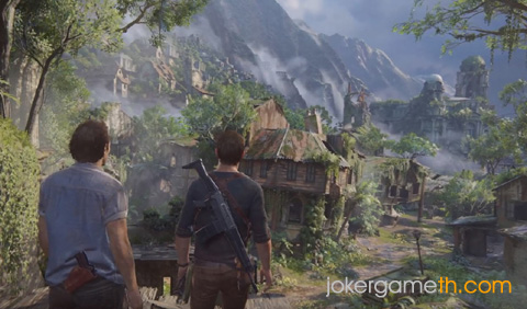 Uncharted 4 A Thief�s End