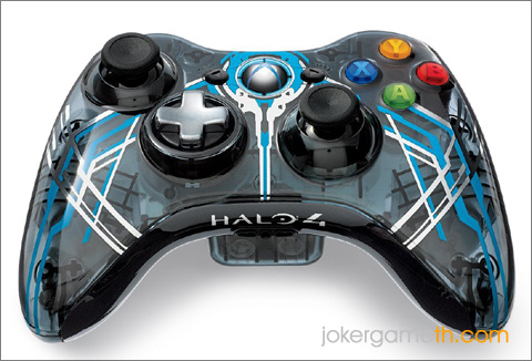 Xbox 360 Limited Edition Halo4 Bundle